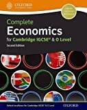 Complete Economics For Cambridge IGCSE & O Level Student Book: Written Specifically for the IGCSE and O Level Economics Syllabuses (Titley)