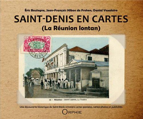 Saint-Denis en cartes
