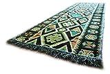70 x 200 cm Läufer,Orientalische,Teppiche, Kelim, Damaskunst S 1-3-41