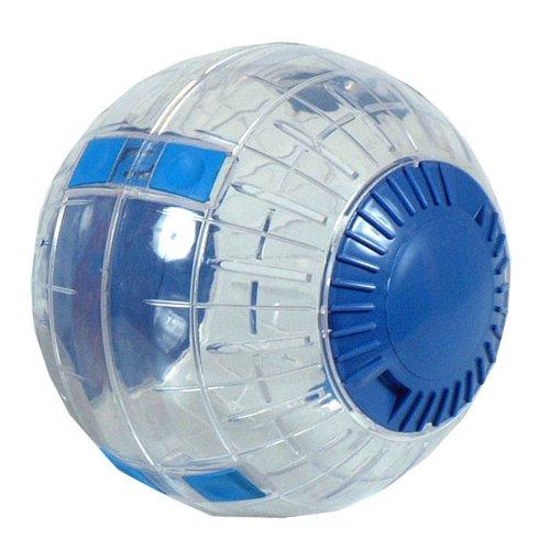 Savic - 0187 - Boule Gym pour Hamsters - Modèle aléatoire