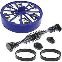 SPARES2GO Frizione Rullo Roller Bar + Filtro HEPA + cinghia di trasmissione per aspirapolvere Dyson DC07DC14 - Cinghia Di Trasmissione Frizione