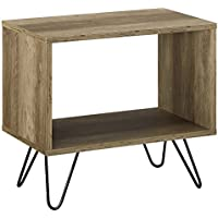 [en.casa] Table - Table de Chevet - Bois
