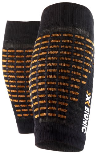 x-socks-calcetines-unisex-talla-l-xl-color-negro-naranja