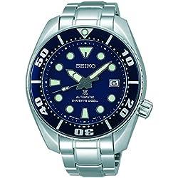 Seiko Men's Watch PROSPEX Automatic Analog Stainless Steel SBDC033