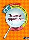 Sciences appliquées 1re Tle Bac Pro Cuisine