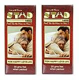 #6: Stad 14000 Spray for Men - 20gm * 2 Pack