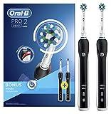 Oral-B Pro 2 2900 Elektrische Zahnbürste, mit...