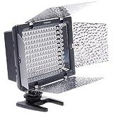 Yongnuo YN-160LED Lampe Vidéo pour Canon Nikon Olympus de Fashion Plaza C213