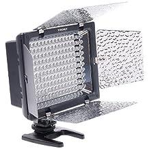 YONGNUO YN-160 LED-luz de vídeo para Canon Nikon Olympus de FASHION PLAZA C213