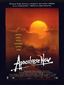 Apocalypse Now Redux - Movie Poster - 69x102 cm