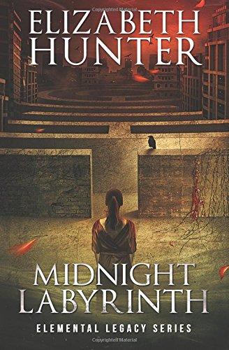 Midnight Labyrinth: An Elemental Legacy Novel: Volume 4