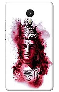 iessential god Designer Printed Back Case Cover for Meizu M3 Note