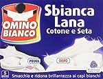 Omino Bianco-sbianca lana, algodón y s...