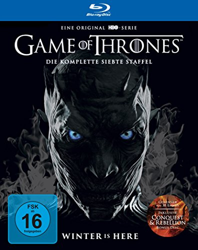 game of thrones staffel buecher Game of Thrones: Die komplette 7. Staffel [Blu-ray]