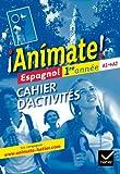 !!Animate! - Espagnol: Cahier d'activites  1ere annee LV2