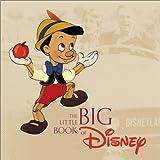 The Little Big Book of Disney by Monique Peterson (2001-09-17)