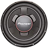 "Best 12-inch Car Subwoofers - Pioneer TS-W306R 12"" 4-ohm Car Subwoofer Review"