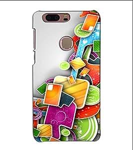 EagleHawk Designer 3D Printed Back Cover for Huawei Honor 8 - D073 :: Perfect Fit Designer Hard Case