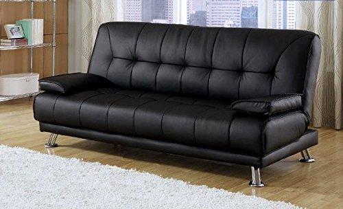 Divano Letto Bianco Ecopelle : Bagno italia divano letto sofa 187x88 bianco ecopelle braccioli