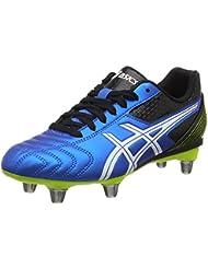 31f0763ea ASICS Lethal Tackle GS - Zapatillas de Rugby Unisex Adulto
