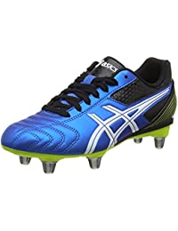 Asics Lethal Tackle Gs, Chaussures de Rugby Mixte adulte