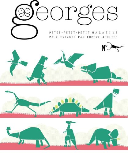 Georges, N° 12 : Dinosaure