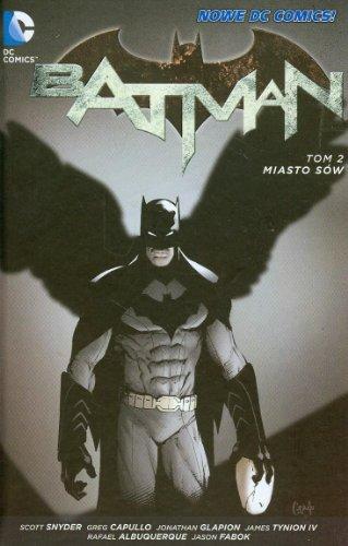 Batman Miasto Sow t.2