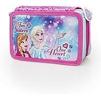 Disney Frozen Die Eiskönigin Federmäppchen Schlampermäppchen Federmappe 23 Teile