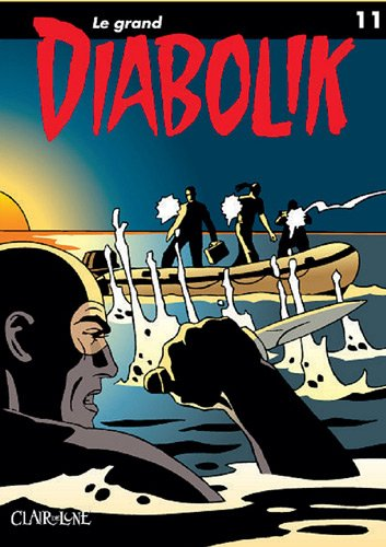 Le grand Diabolik, Tome 11 :