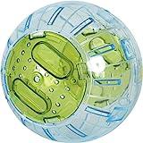 Balón de entrenamiento para hámsteres, ratones, etc. aprox. 12,5cm de diámetro, color verde anís