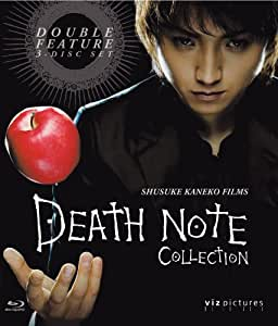 Death Note Collection [Blu-ray] [US Import]