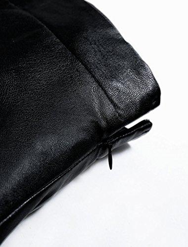 Allegra K - Jupe - Femme Noir