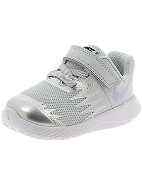 Nike Star Runner TDV Zapatos Para Niña Gris 907256003