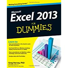 Excel 2013 for Dummies, Book