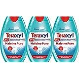 Teraxyl Dentifrice 2 en 1 Haleine Pure Tube 75 ml Lot de 3