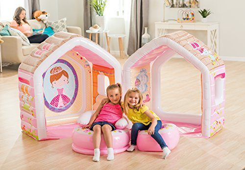 Prinzessinnen-Spielhaus (Intex) - 6
