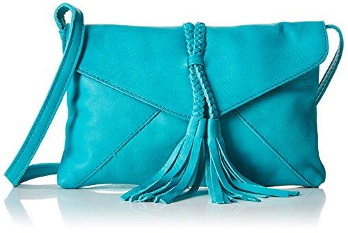 Pieces Axelle, Borsa a Tracolla Blu (Bleu (Pacific))