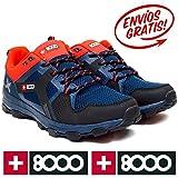 +8000 Zapatillas Trilen Sr Azul Marino EU 43