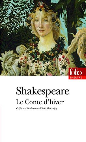 Le Conte d'hiver par William Shakespeare