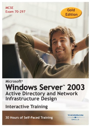 Microsoft Windows Server 2003: Active Directory and Network Infrastructure Design 30 Hour Training Course (Gold Edition) (PC) Test