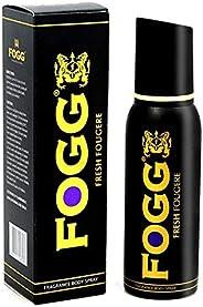 Fogg Fougere Black Fragrance Body Spray For Men, 120 ml