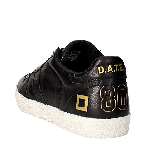 D.a.t.e. COURT Sneakers Uomo Nero