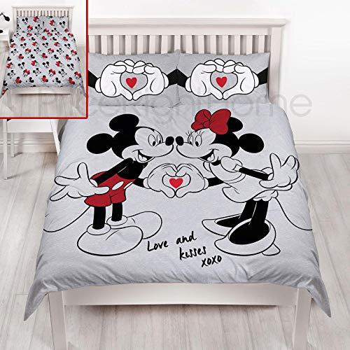 Copriletto Matrimoniale Topolino E Minnie.Catalogo Prodotti Disney Mickey 2019