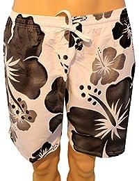 Herren und Damen Shorts Badehose Badeshorts Strand-Hose Short von Tisey K-4