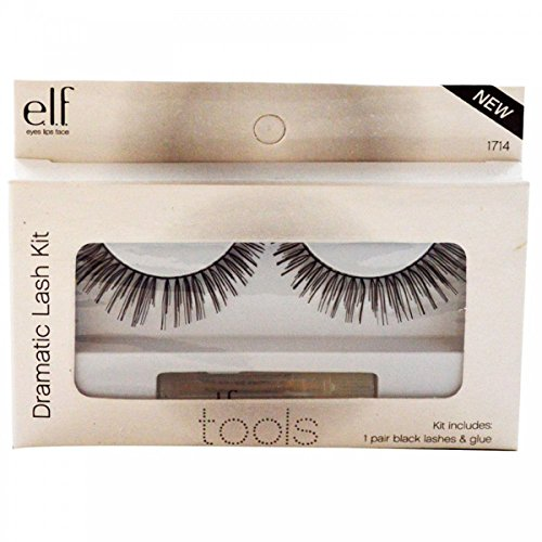 e.l.f. Essential Dramatic Lash Kit - Black