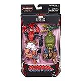 #7: Marvel Legends Deadpool 4 Action Figure (Multi Color)