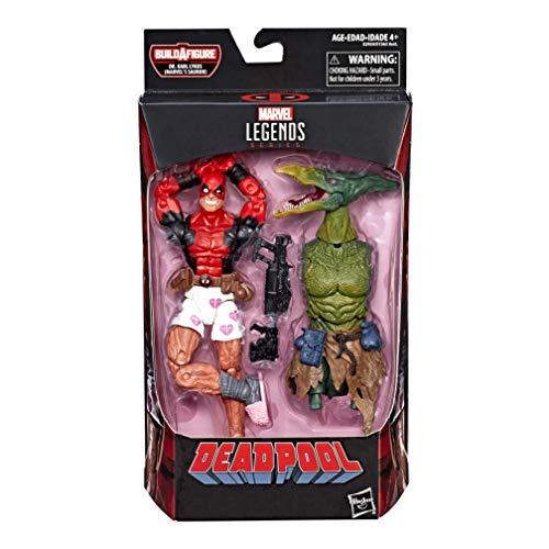 Marvel Legends Series: Deadpool - Deadpool Relaxing 15cm Action Figure
