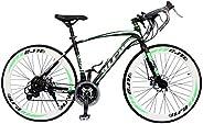 VLRA BIKE 27 inch 21 speed Marathon bike City road bicycle Casual couple exercise bike