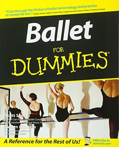 Ballet For Dummies® par Scott Speck