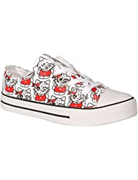 Vans Authentic Hello Kitty Leopardtrwt Gr. 42.5: